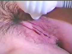 Japanese beauty  to real orgasm with contractions